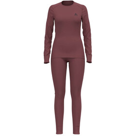Odlo Active Warm Eco Set, roan rouge